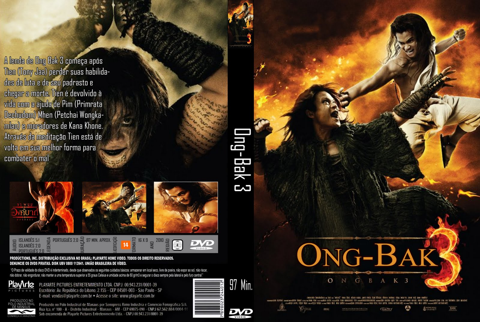 Ong-Bak 3 High Quality Background on Wallpapers Vista