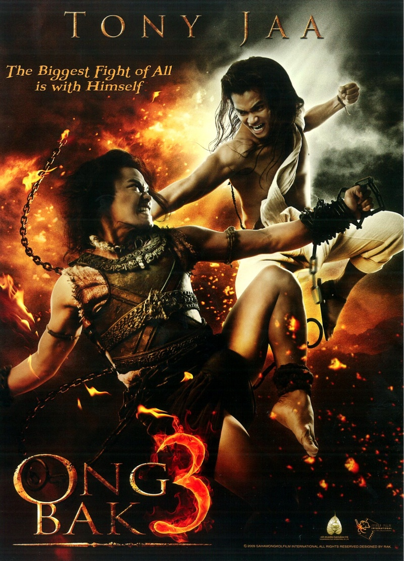HD Quality Wallpaper | Collection: Movie, 800x1111 Ong-Bak 3