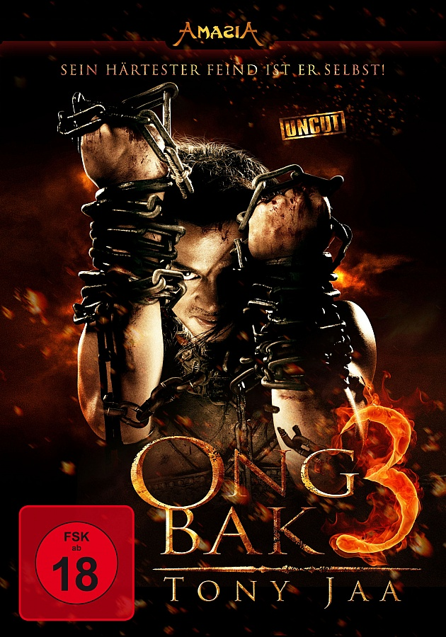 HD Quality Wallpaper | Collection: Movie, 630x900 Ong-Bak 3