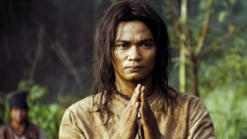 HD Quality Wallpaper   Collection: Movie, 1050x591 Ong-Bak