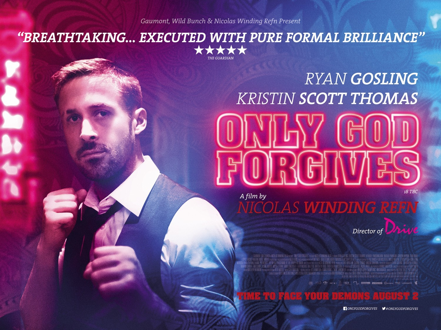 HD Quality Wallpaper | Collection: Movie, 1500x1125 Only God Forgives