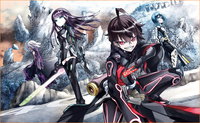 HQ Twin Star Exorcists Wallpapers | File 517.07Kb