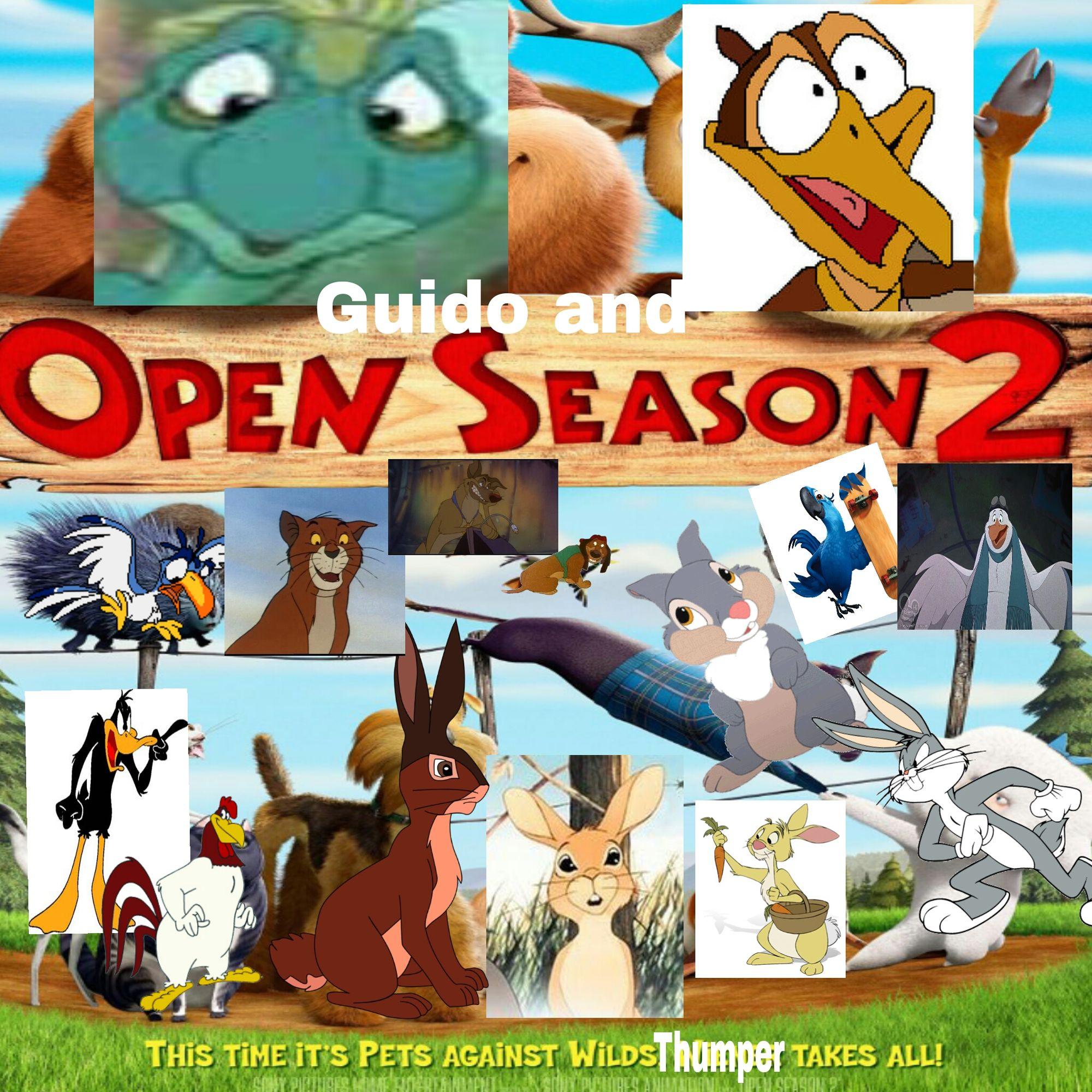 2000x2000 > Open Season 2 Wallpapers