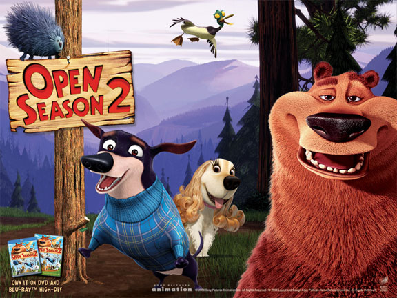 Open Season 2 High Quality Background on Wallpapers Vista