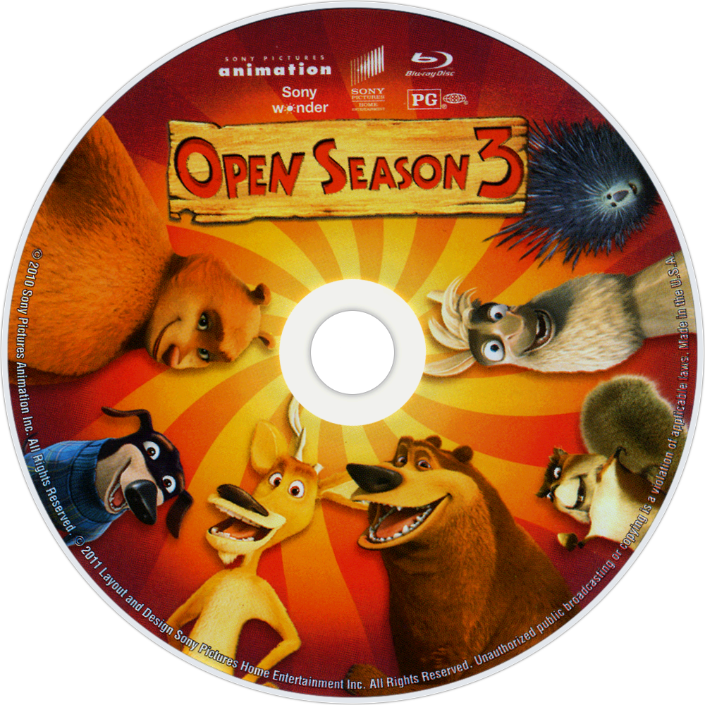 HD Quality Wallpaper   Collection: Movie, 1000x1000 Open Season 3