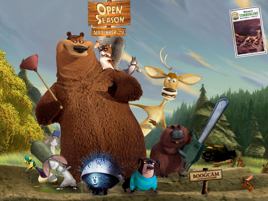 Amazing Open Season Pictures & Backgrounds