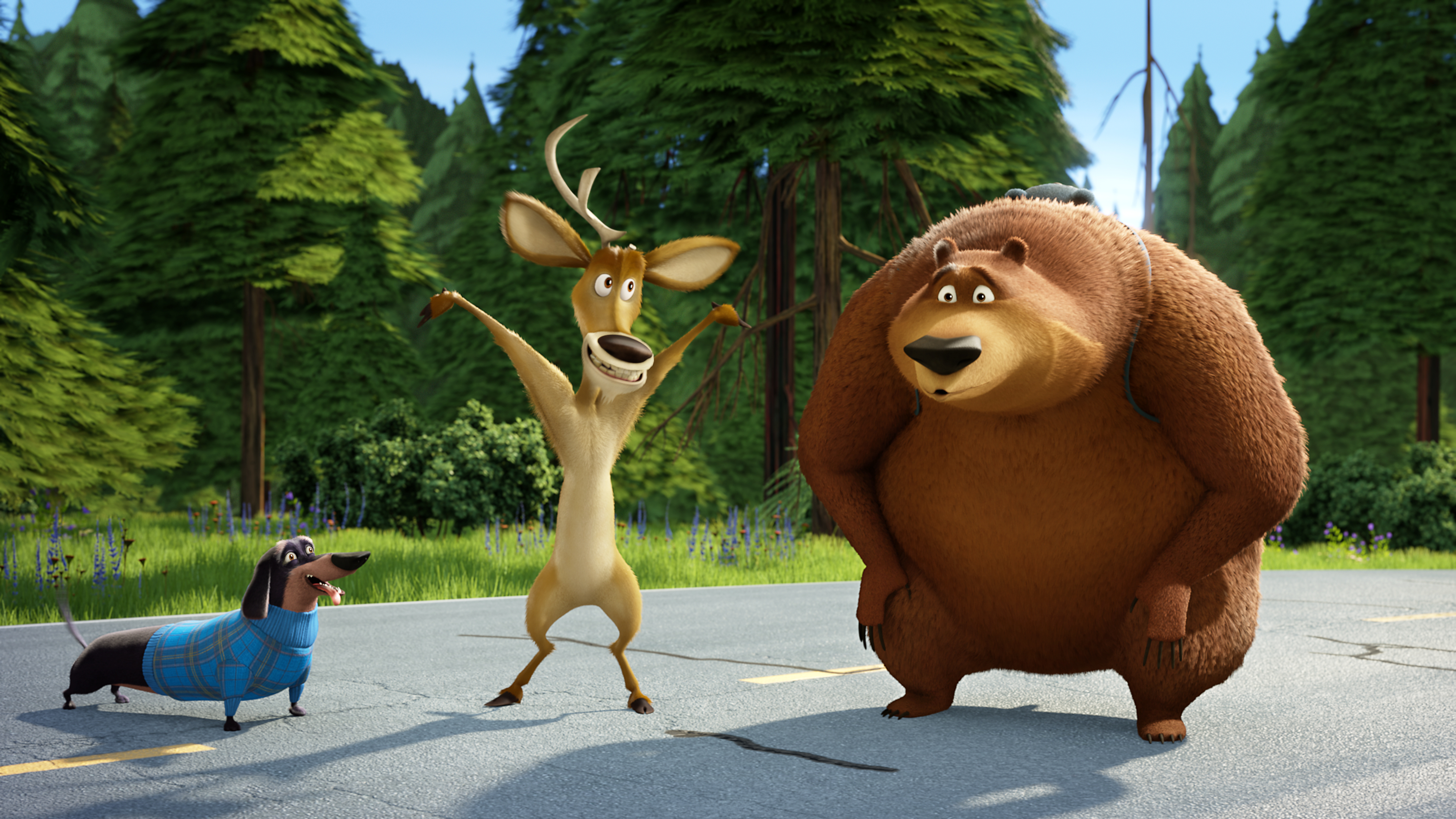 Open Season: Scared Silly Pics, Movie Collection