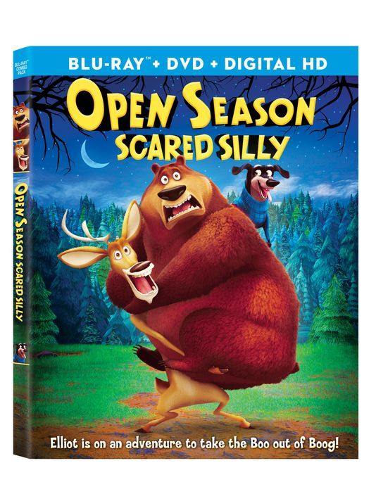 Open Season: Scared Silly Backgrounds, Compatible - PC, Mobile, Gadgets  534x712 px