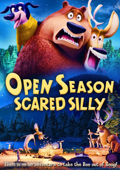 Amazing Open Season: Scared Silly Pictures & Backgrounds