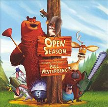 HD Quality Wallpaper | Collection: Movie, 220x218 Open Season