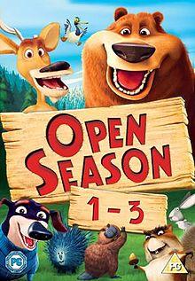 HQ Open Season Wallpapers | File 26Kb