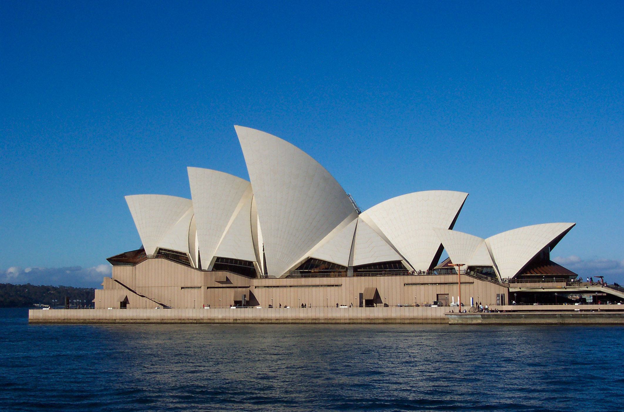 Sydney Opera House High Quality Background on Wallpapers Vista