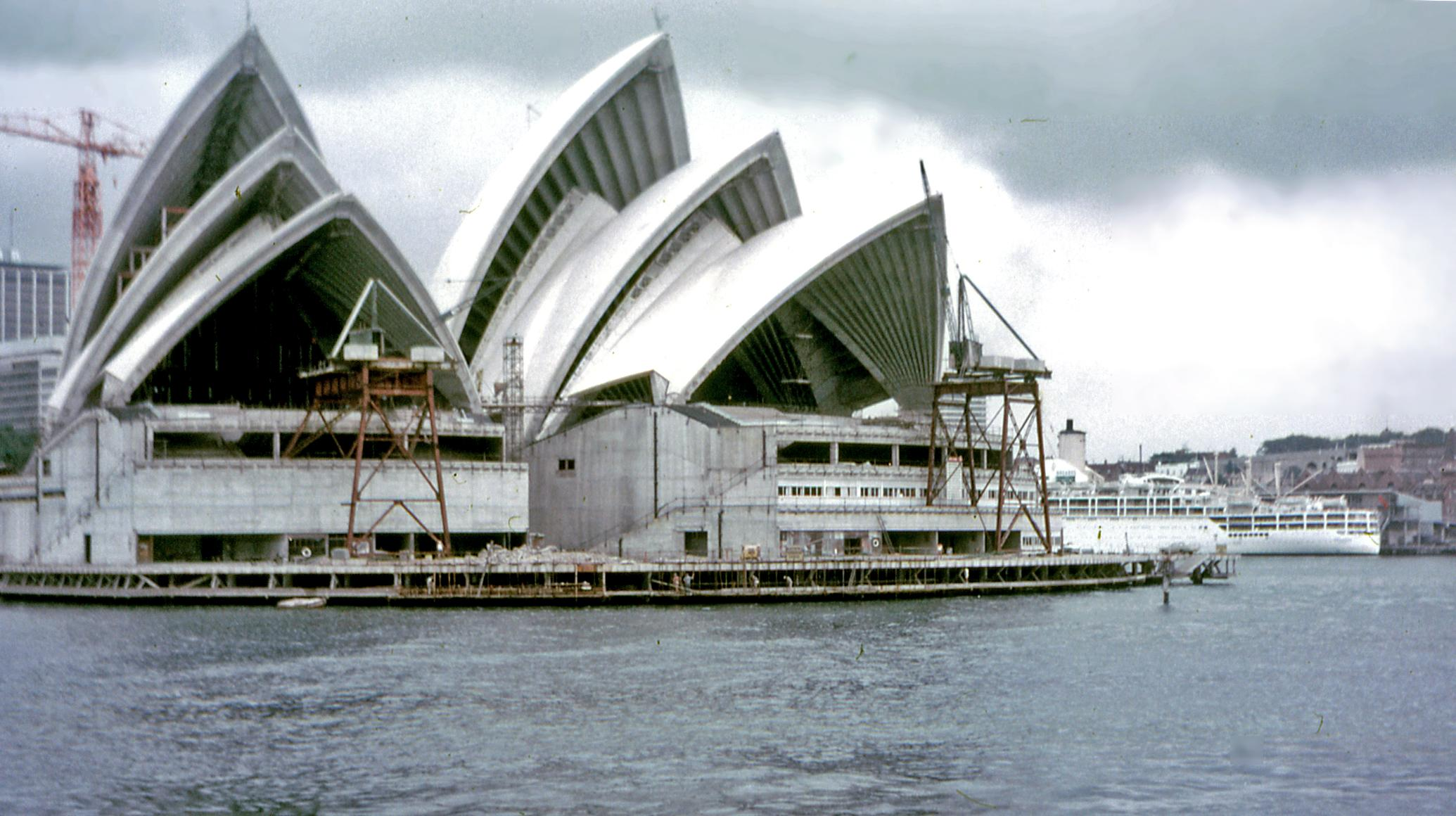Nice Images Collection: Sydney Opera House Desktop Wallpapers