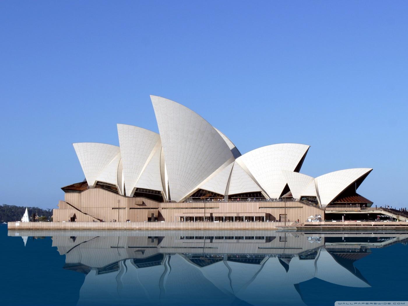 1400x1050 > Sydney Opera House Wallpapers