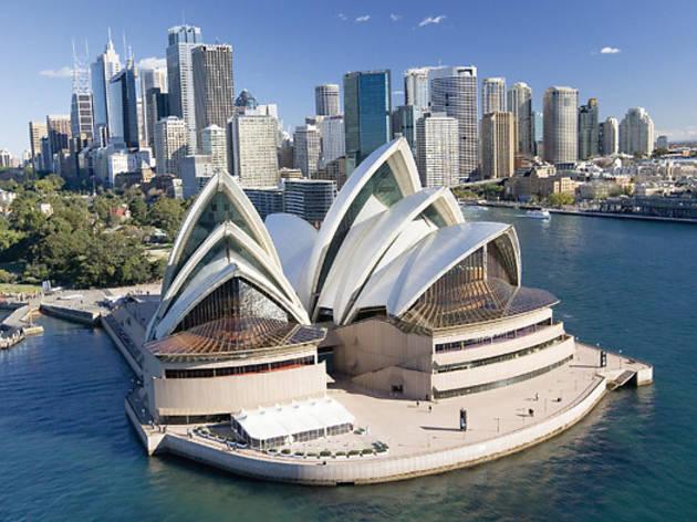 Sydney Opera House Backgrounds, Compatible - PC, Mobile, Gadgets| 630x472 px