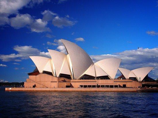 High Resolution Wallpaper | Sydney Opera House 550x412 px