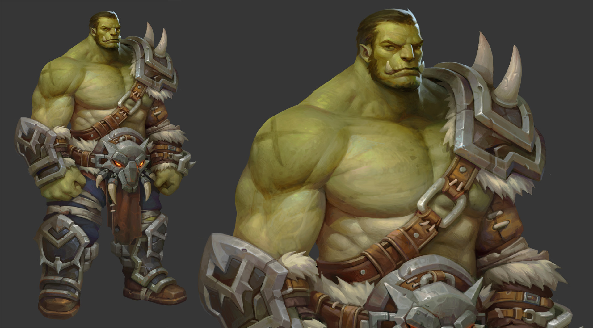 HQ Orc Wallpapers | File 329.42Kb