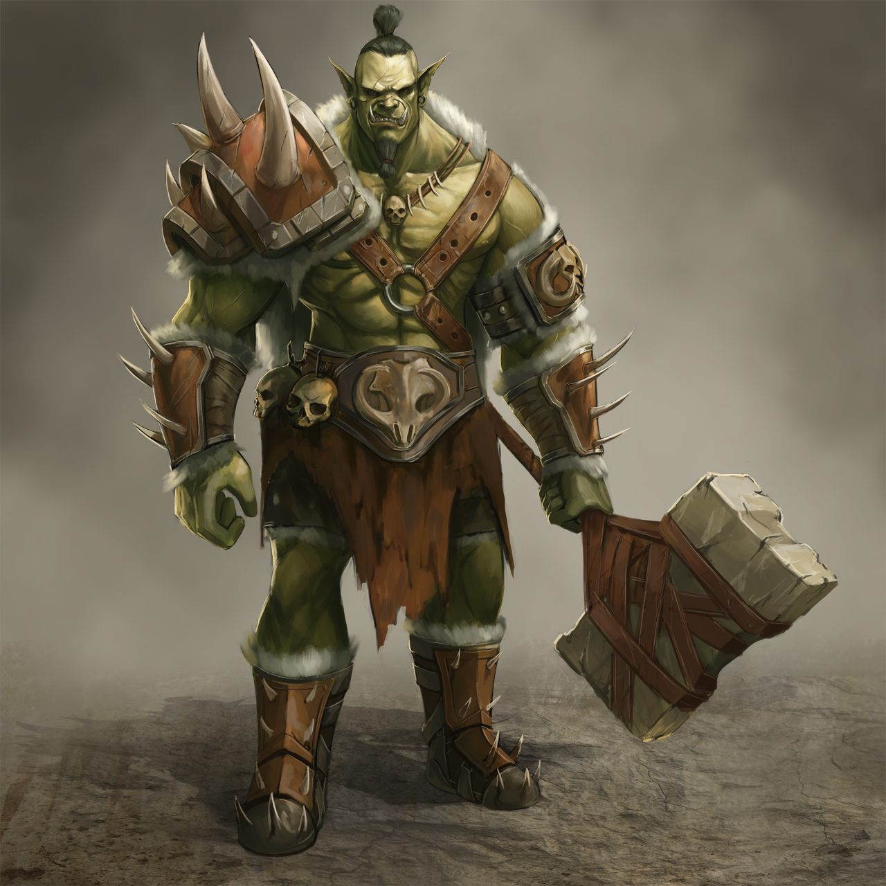 Orc Pics, Fantasy Collection
