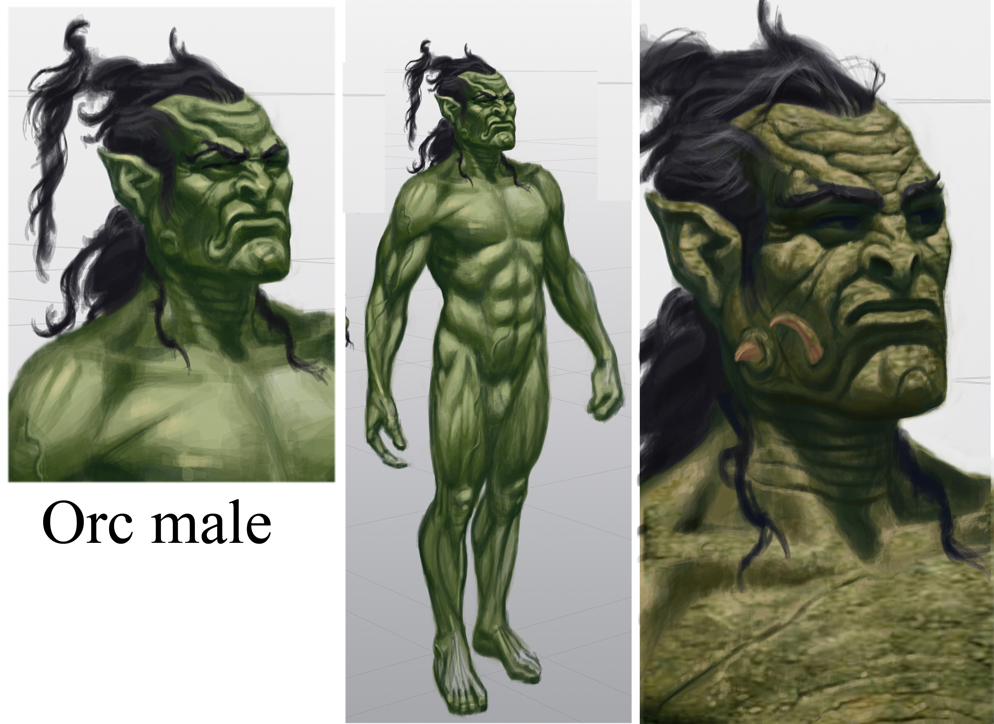 Images of Orc | 3300x2406