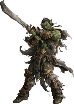 250x350 > Orc Wallpapers