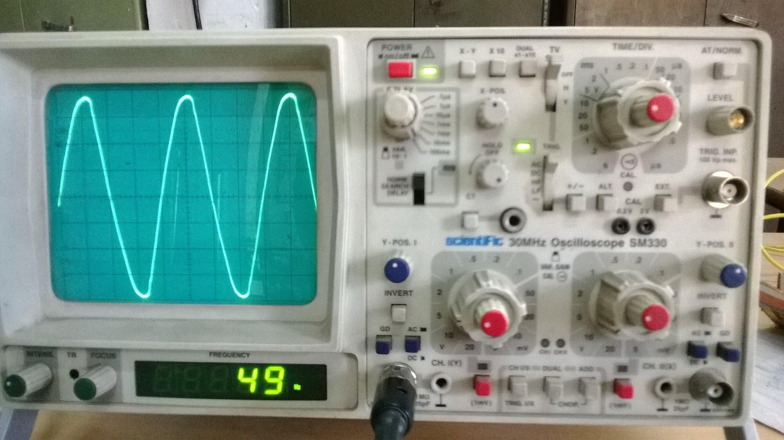 Images of Oscilloscope | 2592x1456
