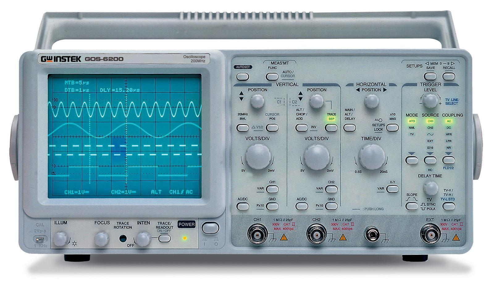 Images of Oscilloscope | 1600x939