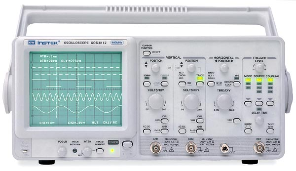Amazing Oscilloscope Pictures & Backgrounds