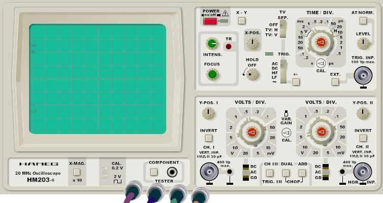 HQ Oscilloscope Wallpapers | File 124.06Kb