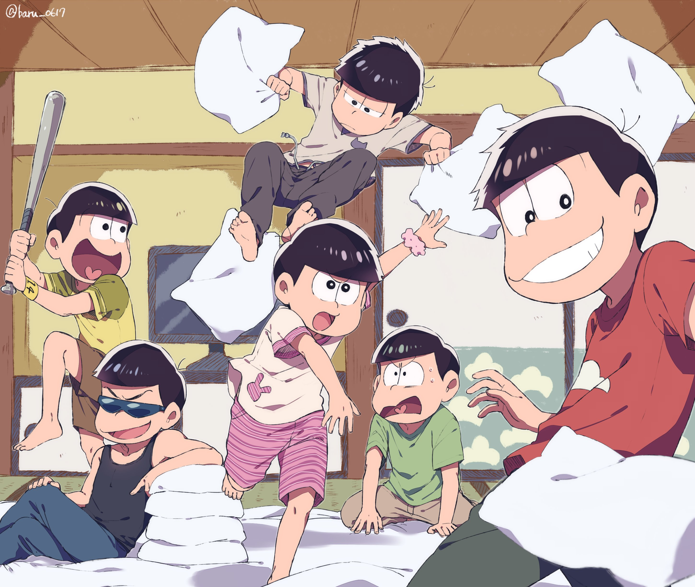 Osomatsu San Wallpapers Anime Hq Osomatsu San Pictures