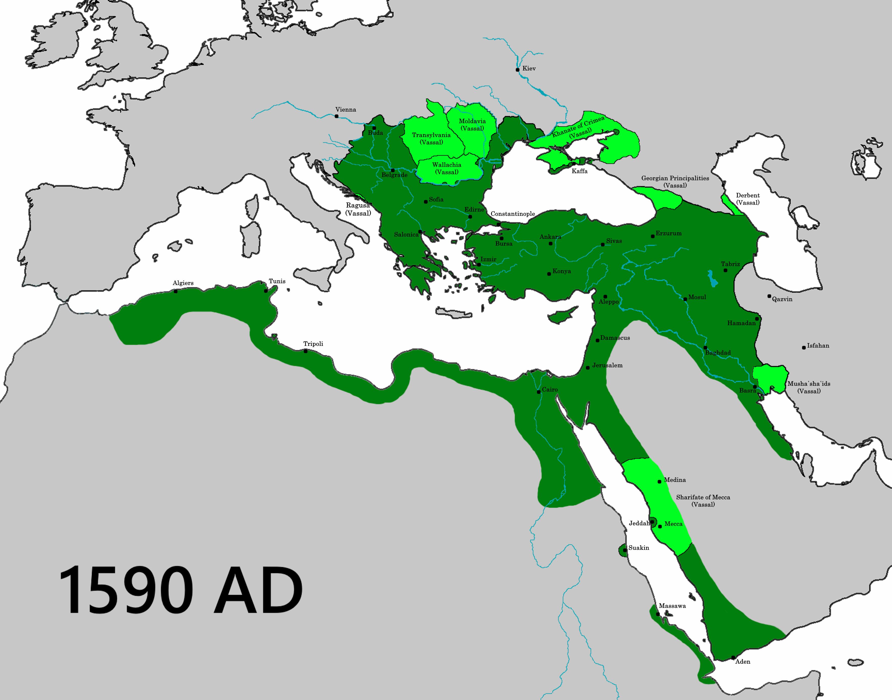 High Resolution Wallpaper | Ottoman Empire 3531x2773 px