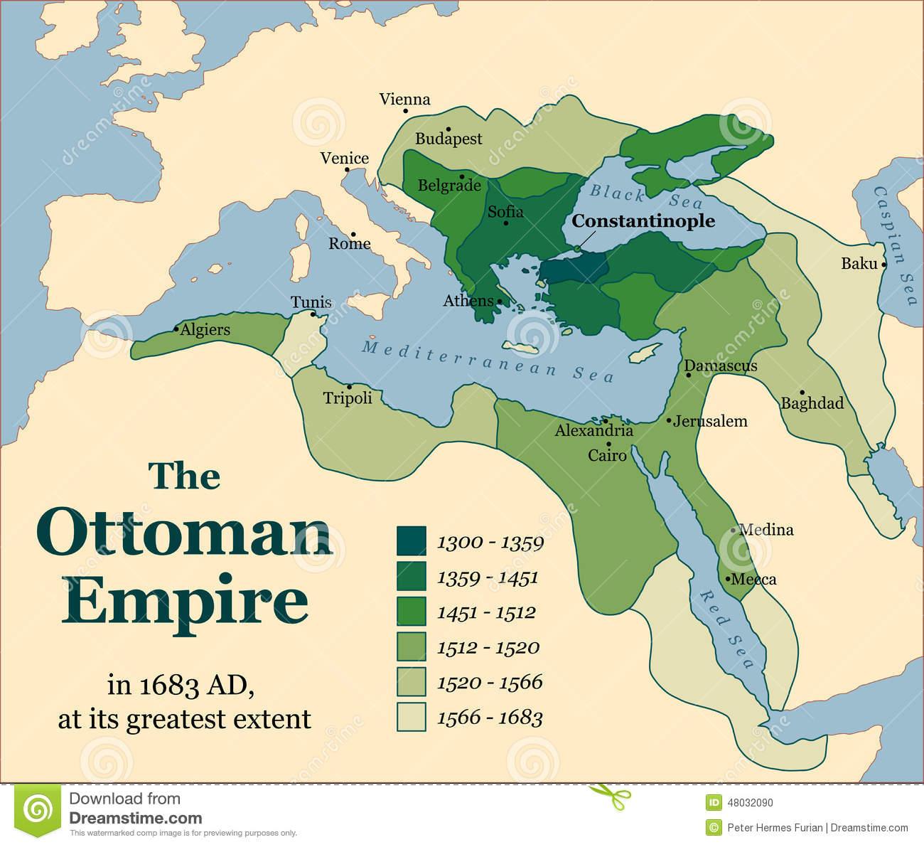 HD Quality Wallpaper | Collection: Artistic, 1300x1191 Ottoman Empire