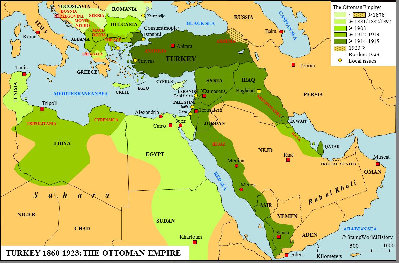HQ Ottoman Empire Wallpapers | File 161.53Kb