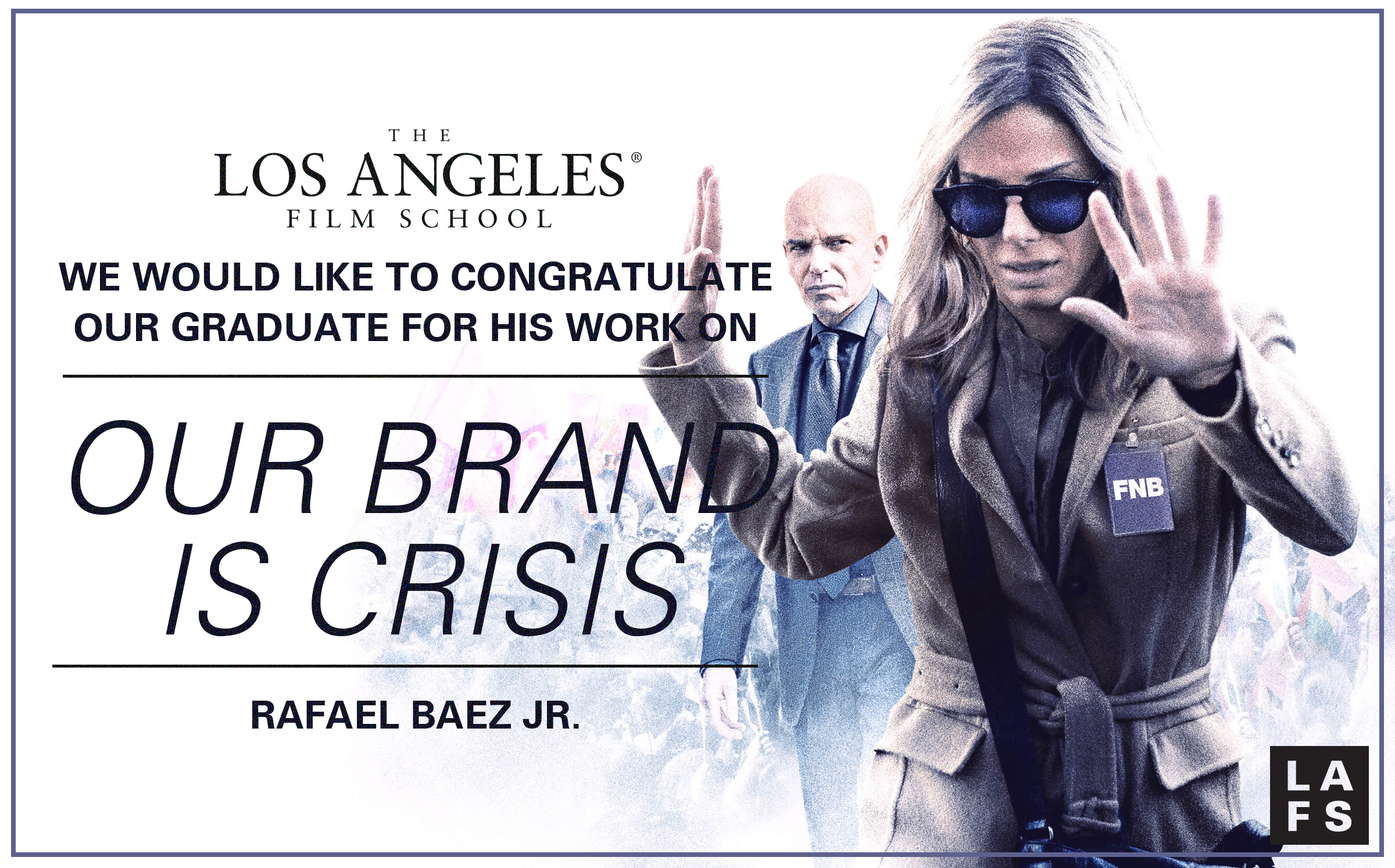 Nice Images Collection: Our Brand Is Crisis Desktop Wallpapers