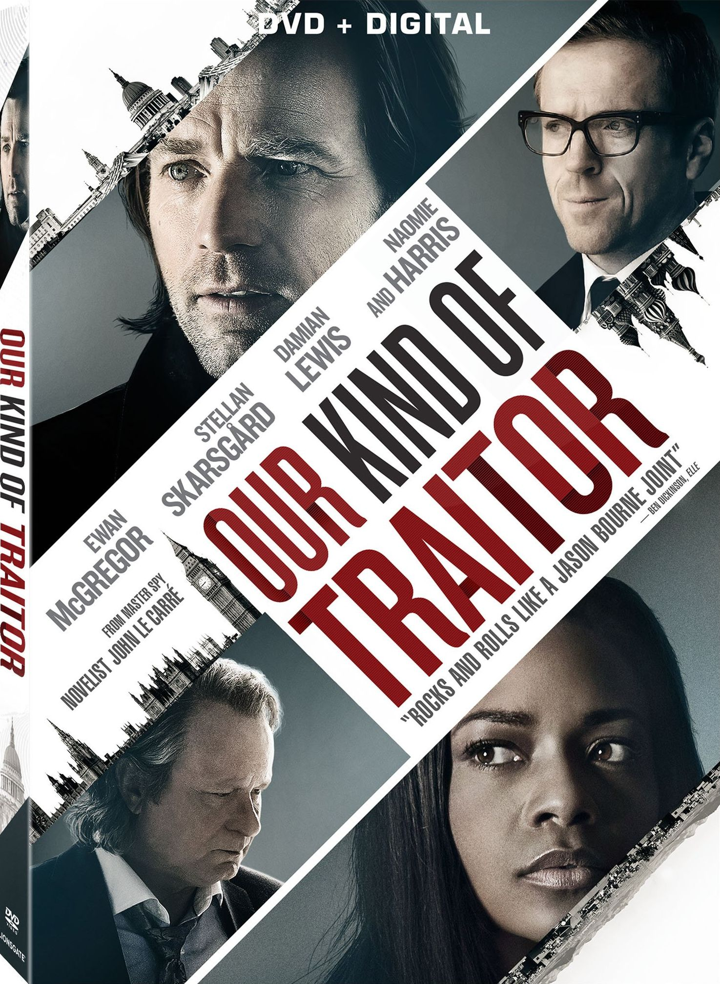 Our Kind Of Traitor Pics, Movie Collection