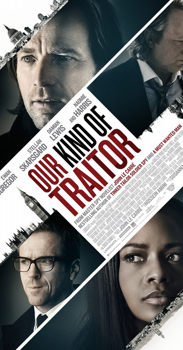 Nice Images Collection: Our Kind Of Traitor Desktop Wallpapers