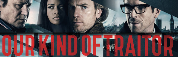 Nice wallpapers Our Kind Of Traitor 590x190px