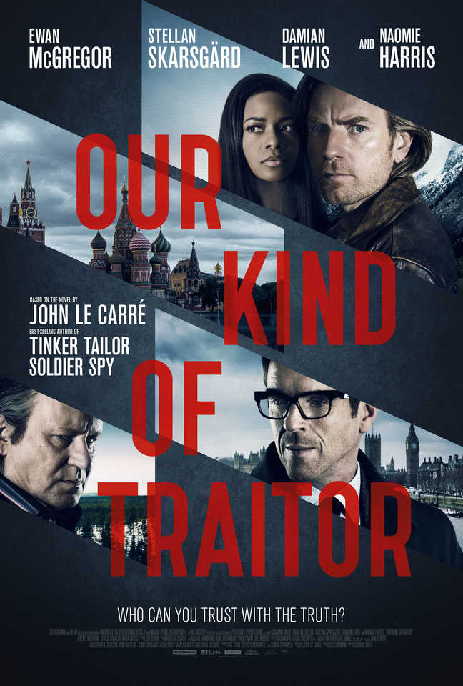HD Quality Wallpaper | Collection: Movie, 648x960 Our Kind Of Traitor