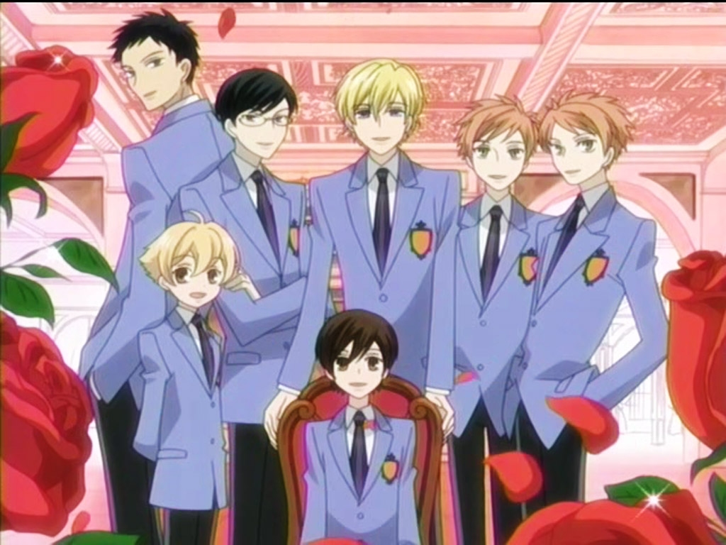 Ouran Highschool Host Club wallpapers