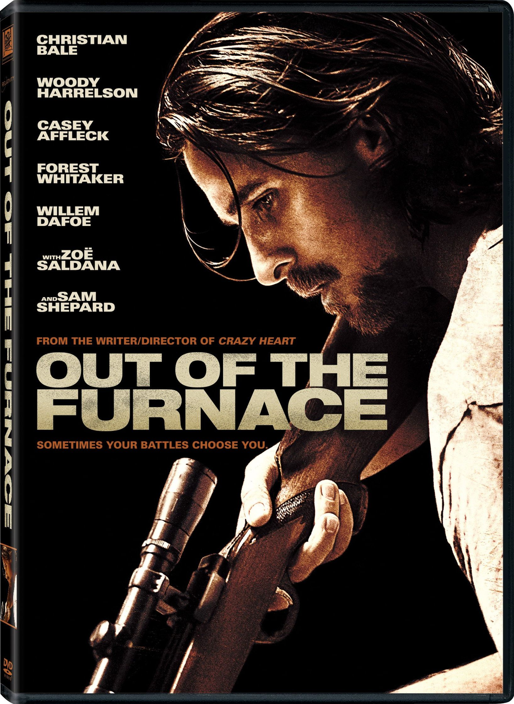 High Resolution Wallpaper | Out Of The Furnace 1634x2240 px