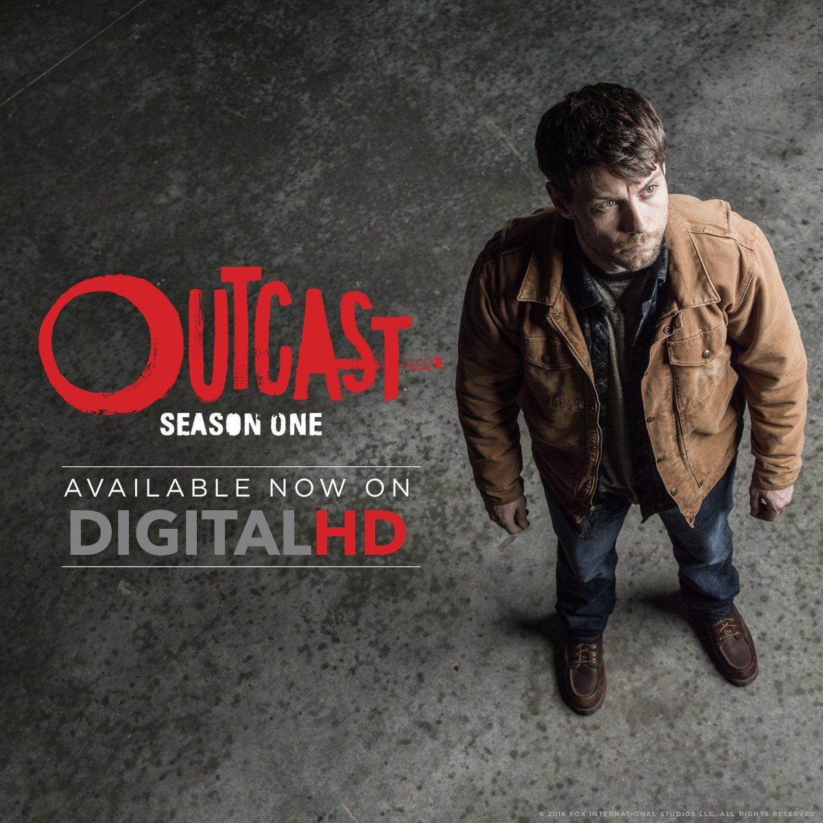 Outcast Pics, TV Show Collection