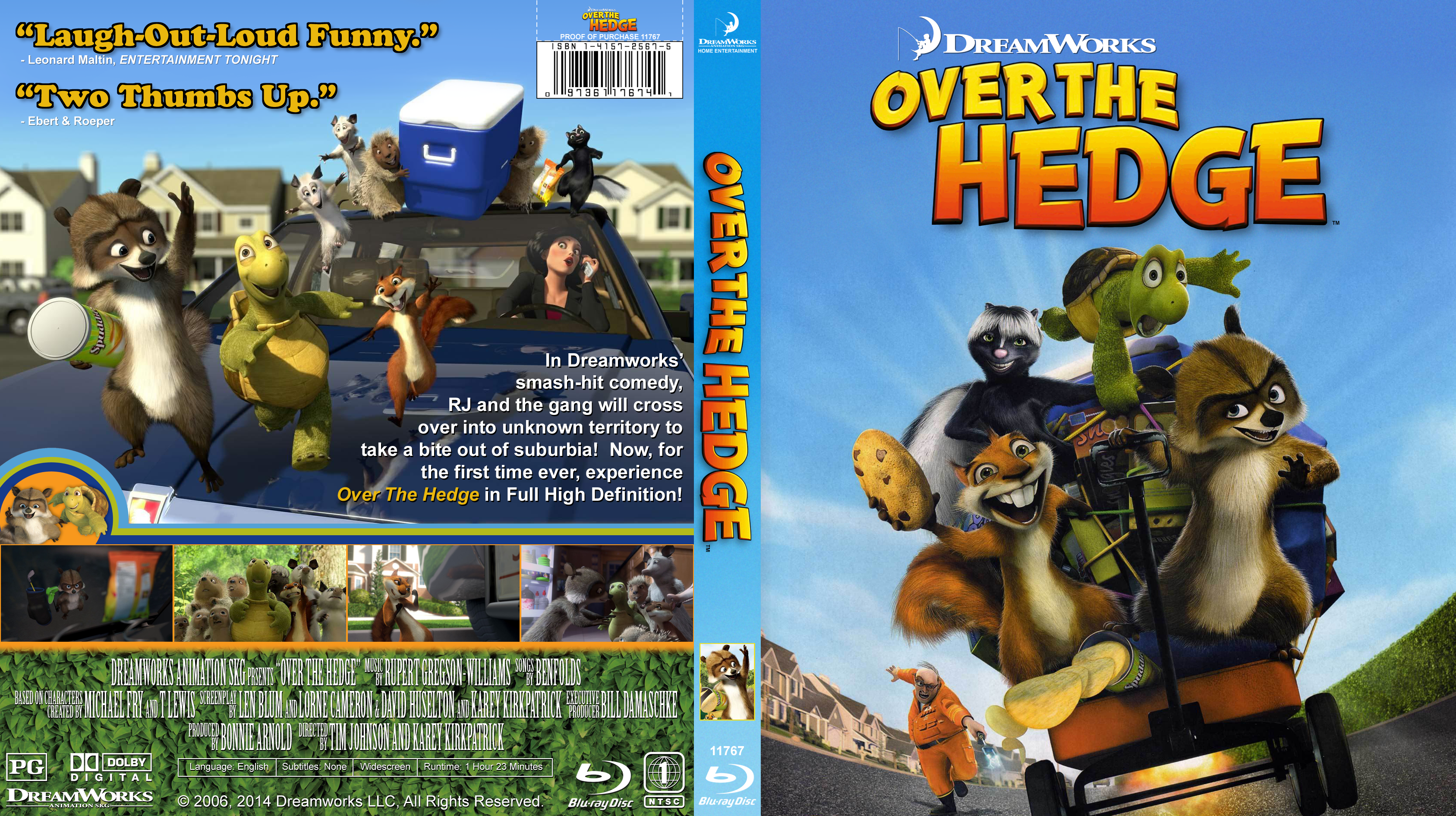 Over The Hedge Backgrounds, Compatible - PC, Mobile, Gadgets  3374x1892 px