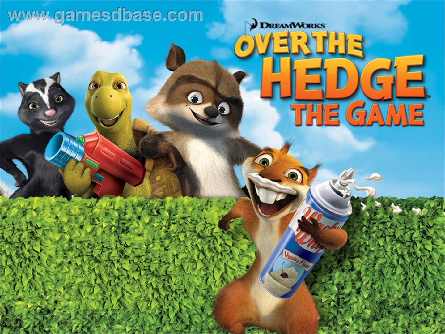 Nice Images Collection: Over The Hedge Desktop Wallpapers