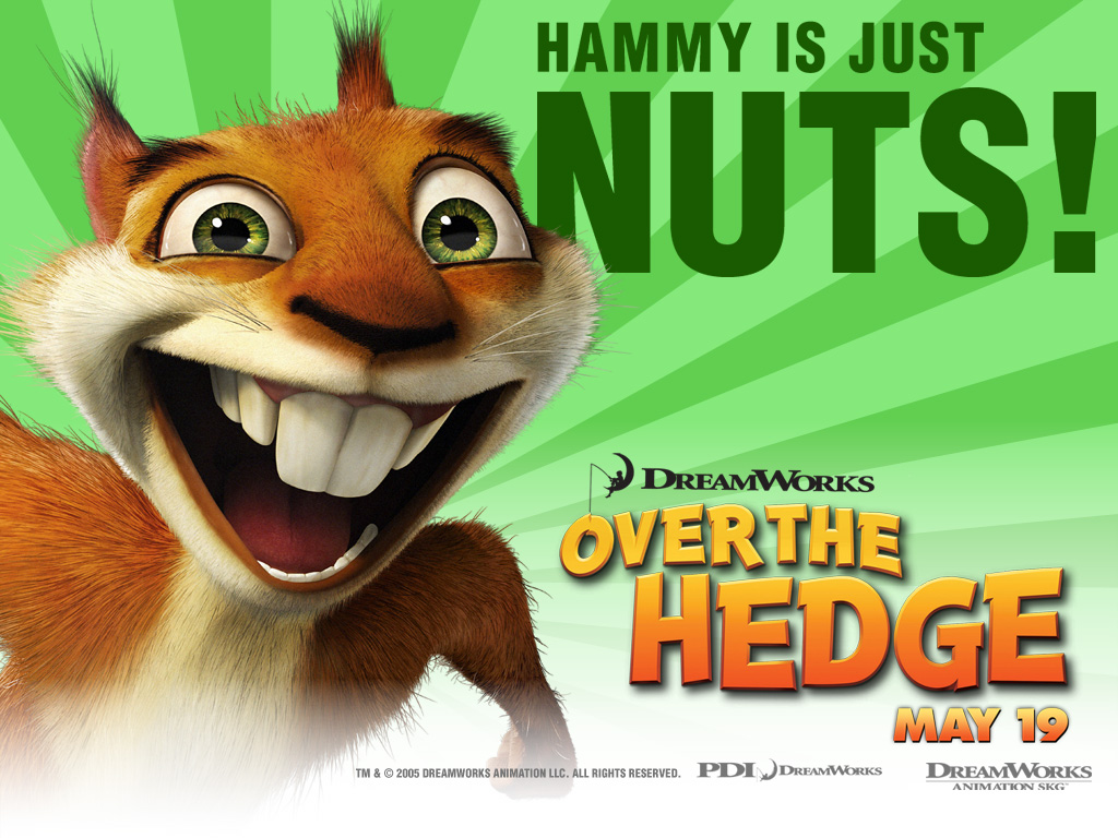Amazing Over The Hedge Pictures & Backgrounds