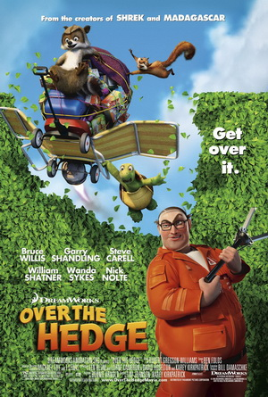 Nice wallpapers Over The Hedge 300x445px