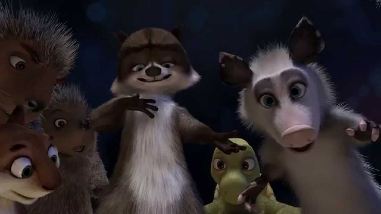 Nice wallpapers Over The Hedge 1280x720px
