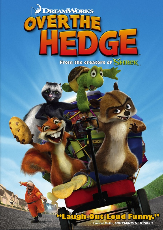 Nice wallpapers Over The Hedge 565x798px