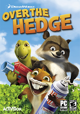 Over The Hedge High Quality Background on Wallpapers Vista