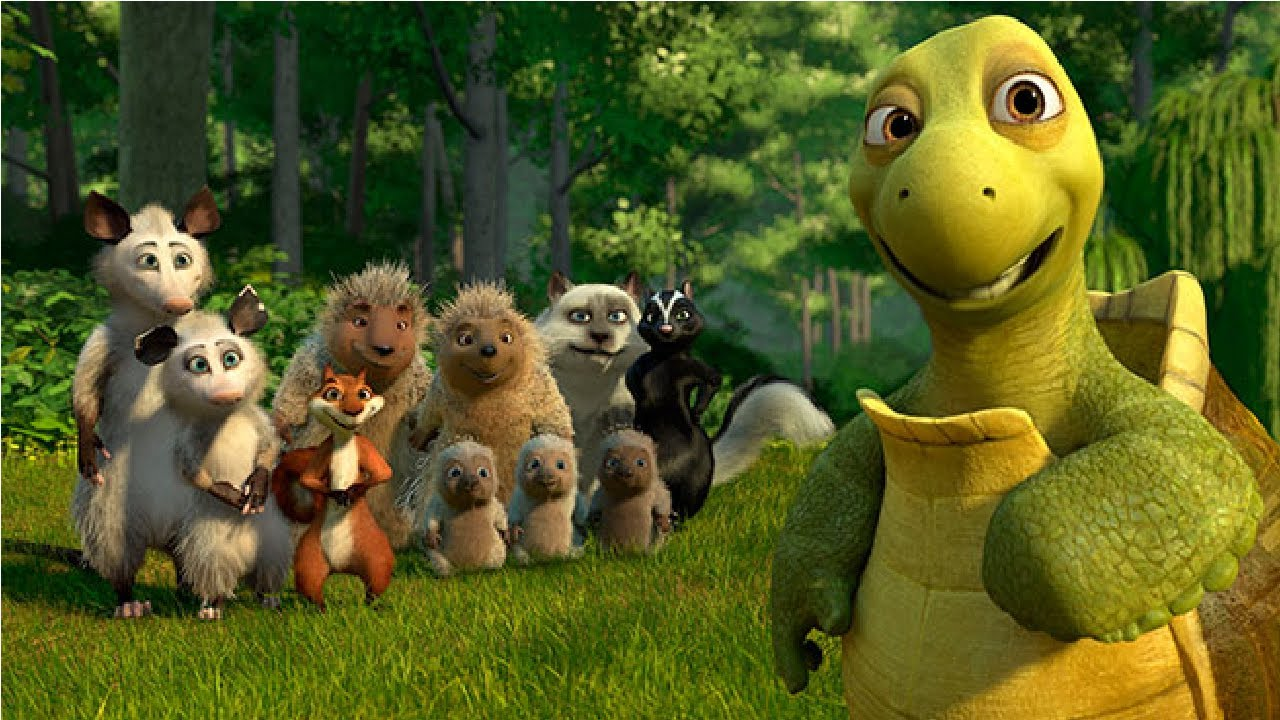 1280x720 > Over The Hedge Wallpapers