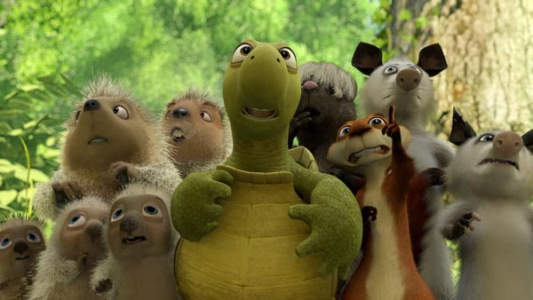 600x338 > Over The Hedge Wallpapers