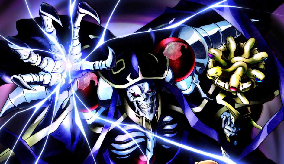 Overlord Wallpapers Anime Hq Overlord Pictures 4k Wallpapers 2019